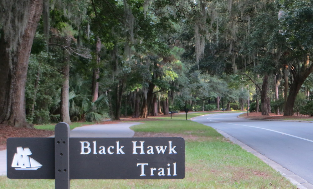 Black Hawk Trail