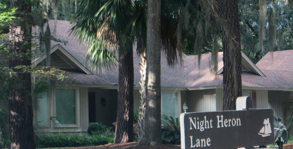 Night Heron Lane