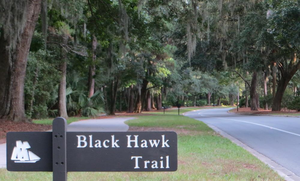 Black Hawk Trail