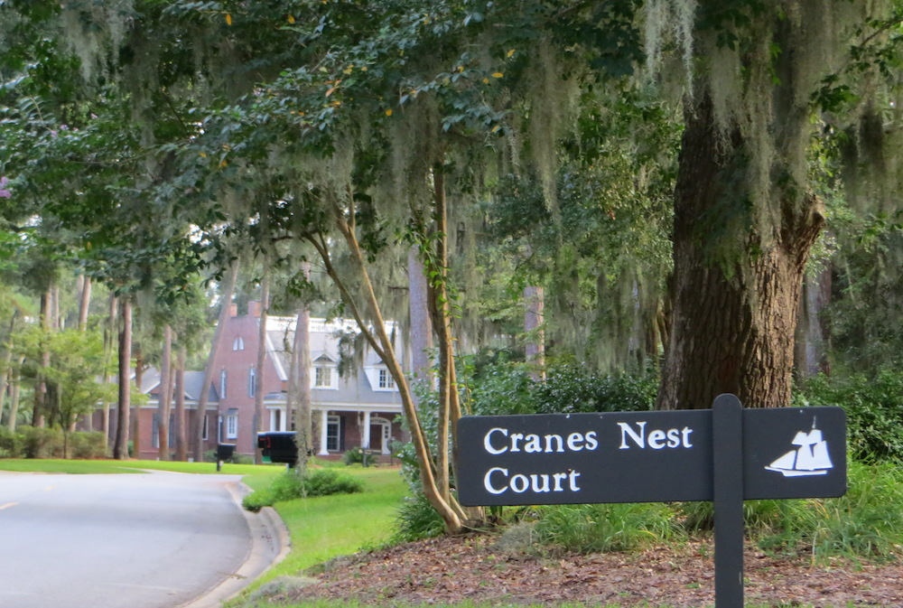 Cranes Nest Court