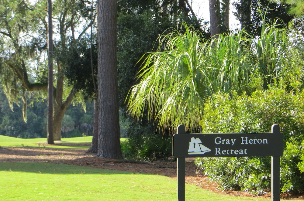 Gray Heron Retreat